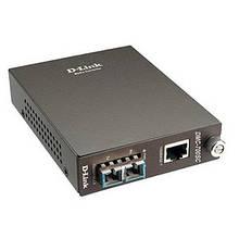Медиаконвертер D-Link DMC-700SC 1xGE-1GBaseSX, MM 550м, SC