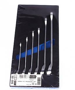 Набор ключей комбинированых с трещоткой (6 шт) (8-19mm) HAZET (Германия) 163-97/6