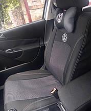 Авточохли Volkswagen Caddy III 1+1 2004- 2010/ від 2010 року Nika Фольксваген каді