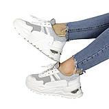 Кроссовки женские для ходьбы Artin р.36-41 серые, фото 2