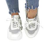 Кроссовки женские для ходьбы Artin р.36-41 серые, фото 3