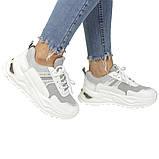 Кроссовки женские для ходьбы Artin р.36-41 серые, фото 4