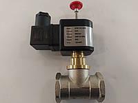 """Газовый клапан 3/4"""" 220В импульсный, фото 1"""