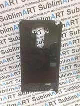 Чехол для 2D сублимации пластиковый на LG G3 черный, фото 3
