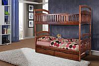 Двухярусная кровать Кира (Микс-Мебель ТМ)