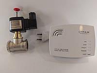 """Газовый Сторож 3/4"""" система контроля утечки и перекрытия газов, фото 1"""