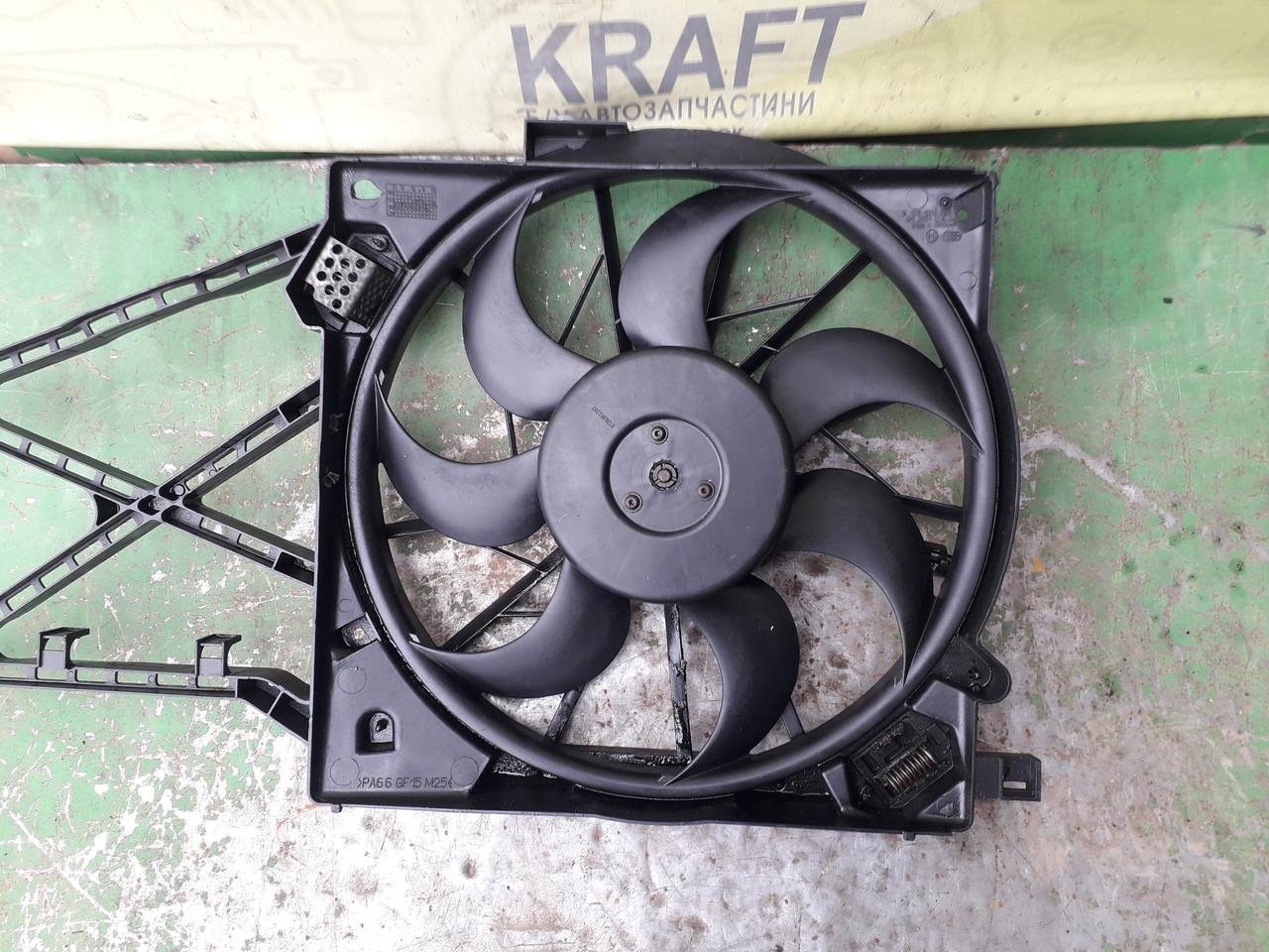 Вентилятор основного радіатора для Opel Zafira A