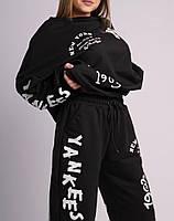 Жіночий спортивний костюм,Тканина - Двухнить, виробництва Туреччина(42-48), фото 1