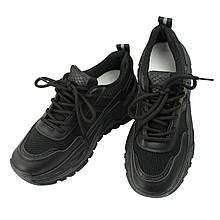 Кроссовки Artin B215 Черные 36 (716551)