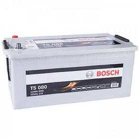 Аккумулятор  BOSCH T5 225 (1150А) (Чехия)