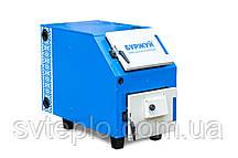 Твердотопливный котел Буржуй Универсал УДГ 16 кВт + регулятор в подарок