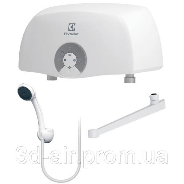 Водонагреватель проточный Electrolux Smartfix 2.0 6.5 TS