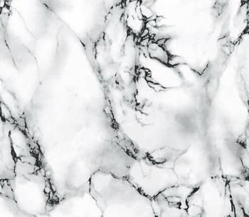 Самоклейка Белый мрамор рулон 67,5см х 15м D-C-Fix (Самоклеющаяся пленка)