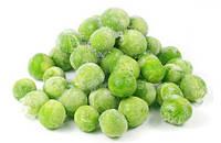 Горошек зеленый замороженный