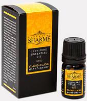 Натуральне ефірне масло 100% іланг-іланг SHARME Essential аромамасло 5 мл GreenWay, фото 1