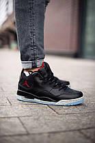 Баскетбольные кроссовки Air Jordan Courtside 23 Black, фото 3