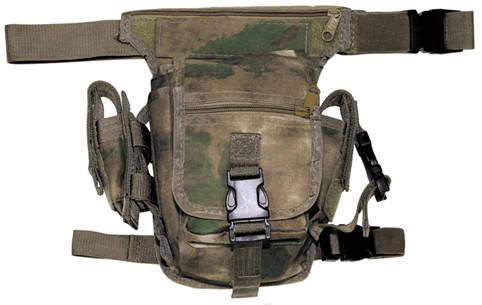 Набедренная сумка MFH Hip Bag 30701E, фото 2