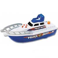 Набор игровой Катер полицейский синий keenway K13901