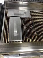 Крышка для гамбургера на вапо гриль, фото 1