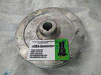 Шкив компрессора ПАЗ 3205-3509133-10 к компрессору LK3877 Knorr-Bremse