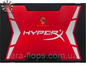 SSD накопитель Kingston HyperX Savage 480GB (SHSS37A/480G) Б/У