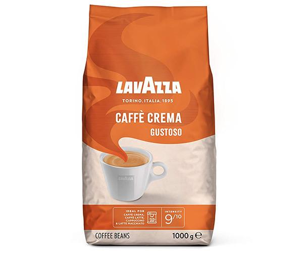 Зернова кава LavAzza Caffe Crema Gustoso 1 кг