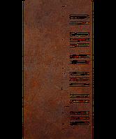 Надгробок з металу Музика 2, фото 1