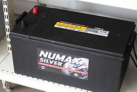 Аккумулятор  NUMAX Asia  225Ah (1250A) (Корея)