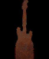 Надгробие из металла 50*103см*8мм. Мемориальная плита, памятник Музыка 03, фото 1
