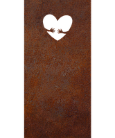 Надгробок з металу Кохаю 2