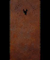 Надгробок з металу Кохаю 3