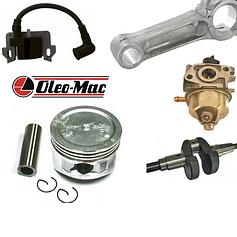 Детали двигателя для газонокосилок OLEO-MAC