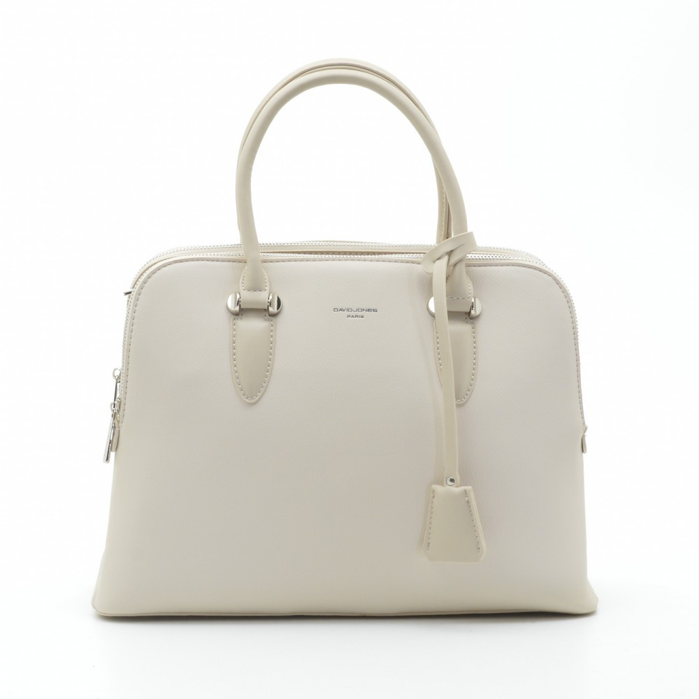 Жіноча сумка David Jones 6207-2T beige