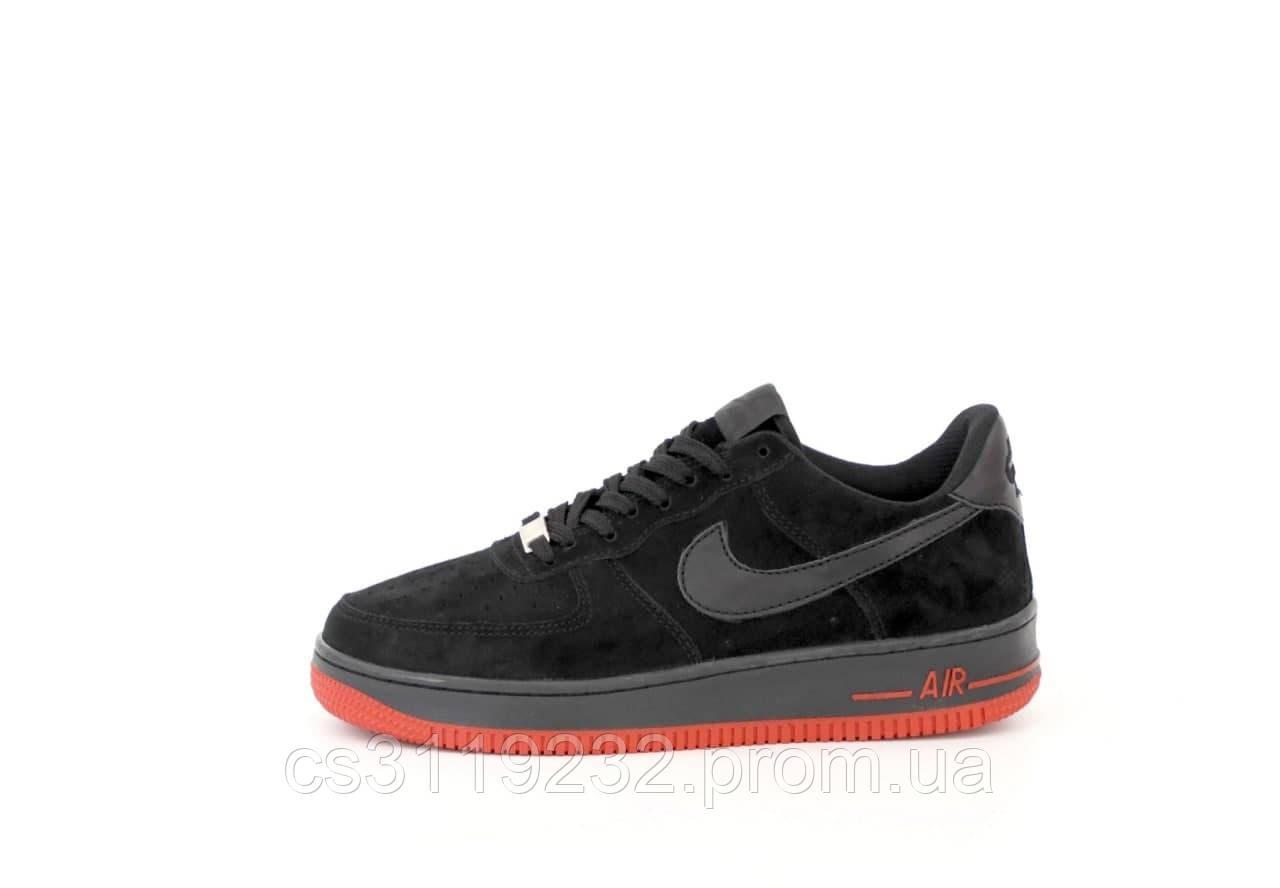 Чоловічі кросівки Air Force 1 Low (чорні)
