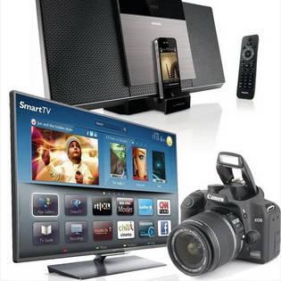 ТВ, фото, видео и аудио