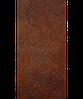 Надгробие из металла 50*103см*8мм. Мемориальная плита, памятник Люблю 09
