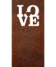 Надгробок з металу Кохаю 11