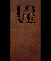 Надгробок з металу Кохаю 11, фото 1