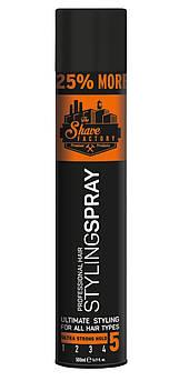 Спрей для укладки волос The Shave Factory 500мл