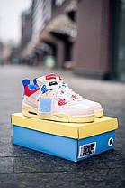Баскетбольные кроссовки Air Jordan 4 RETRO SP Union - Guava Ice, фото 2