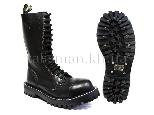 Ботинки -03-S135/136 О - STEEL