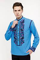 Сорочка блакитна, розмір L