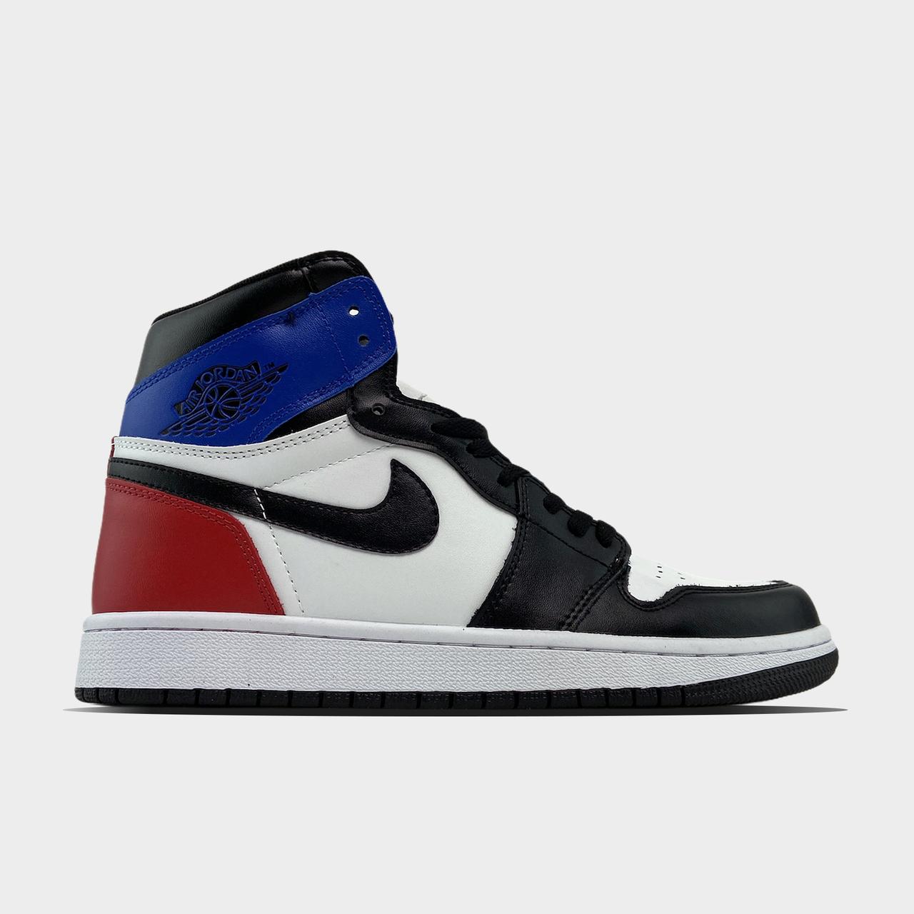 Nike Air Jordan 1 OG SP White Blue Red (Білий)