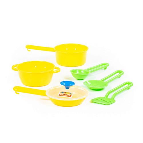 Набор детской игрушечной посуды Поваренок
