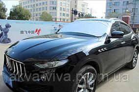 Чехол защитный на лобовое стекло автомобиля (АО-2011)