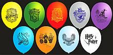 """Латексна кулька з малюнком Гаррі Потер Harry Potter асорті набір 9 малюнків 12"""" 30см ТМ"""" Star """""""