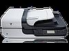 Планшетный сетевой сканер HP Scanjet N6350 б/у