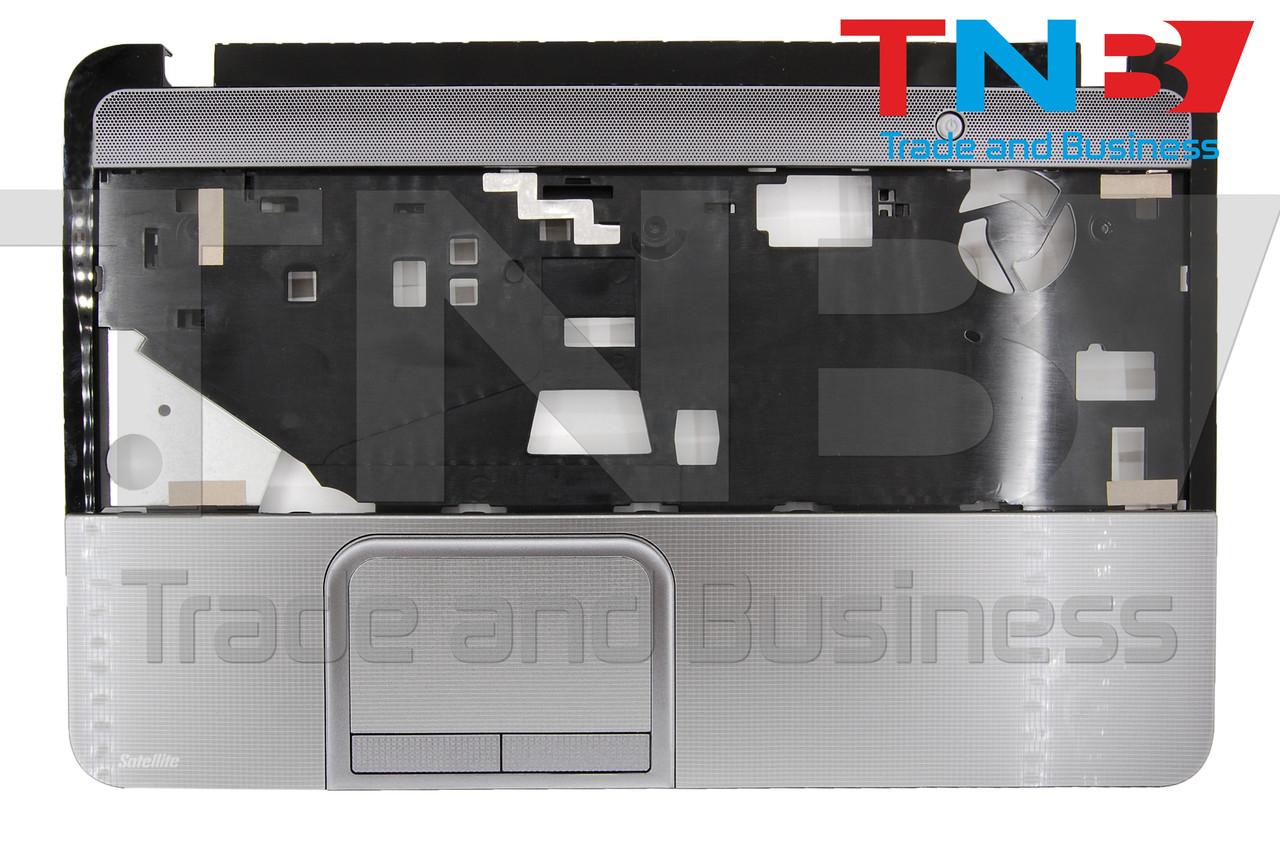 Крышка клавиатуры (топкейс) TOSHIBA C850 Чорний