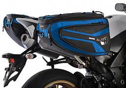 Боковая мото-сумка Oxford P50R Panniers, синяя