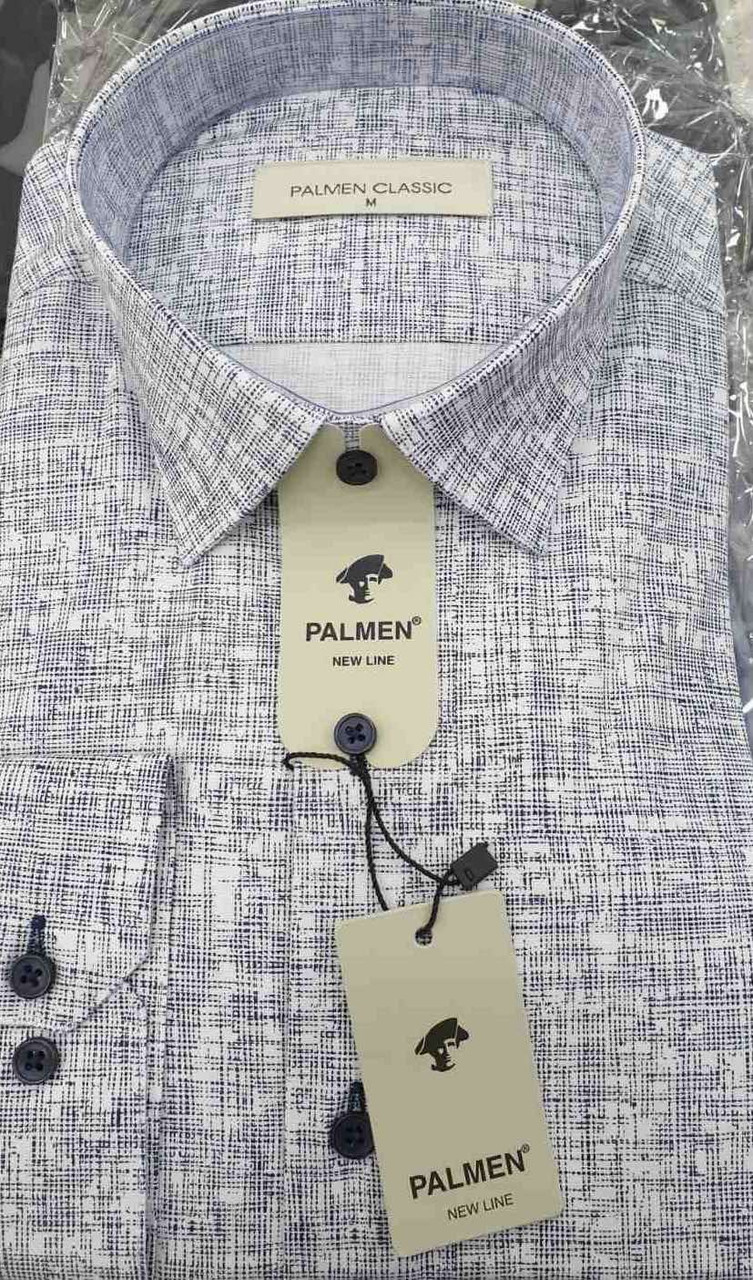 Чоловіча класична сорочка Palmen
